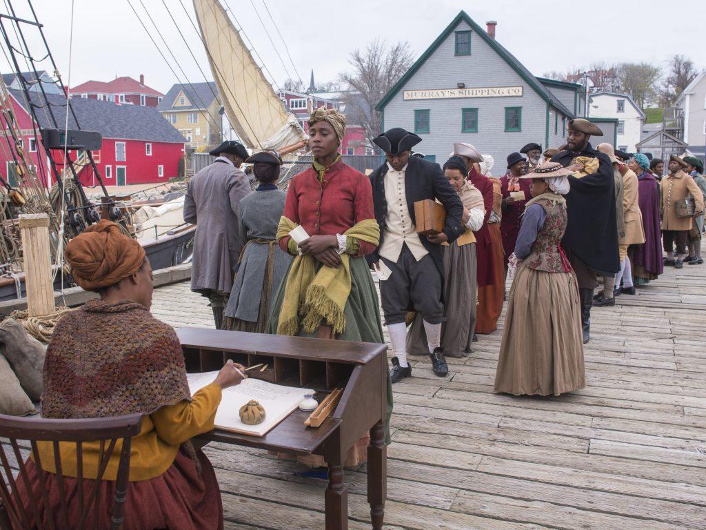 Shelburne, Nova Scotia / Lunenburg, Nova Scotia / Louisbourg, Nova Scotia